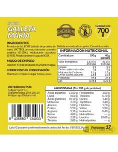GLUTAMINA+BCAA'S 4.1.1