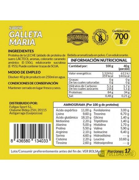 Pure Glutamina+BCaa's 4.1.1