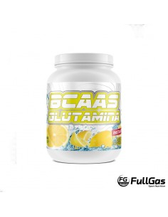 Bcaas+Glutamina 500 gr