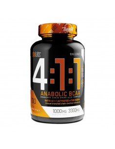 4.1.1 Anabolic BCAA
