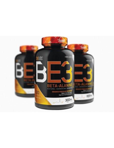 BE3 Beta-Alanina 120 caps