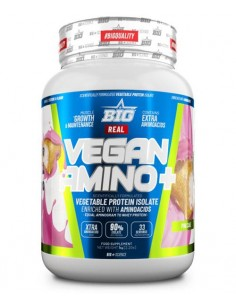 Vegan Amino Protein Isolate...