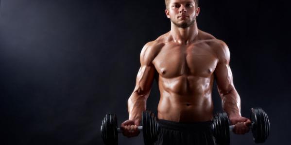 Entrenamiento Efectivo para definir Biceps con mancuernas